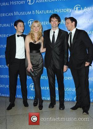 Seth Meyers, Joseph Gordon Levit and Bill Hader The American Museum Of Natural History hosts The Museum Gala - Arrivals...