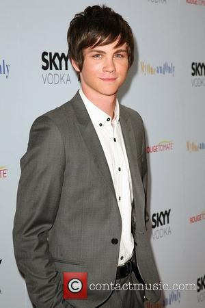 Logan Lerman Premiere of 'My One And Only' at the Paris Theatre - Arrivals New York City, USA - 18.08.09