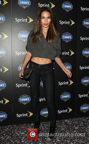 Nadine Velazquez 2009 NASCAR Sprint Cup Series Champion's Party at the Lavo Restaurant and Nightclub inside the Palazzo hotel and...