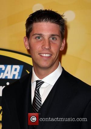 Denny Hamlin NASCAR Sprint Cup Series awards banquet at the Wynn hotel and casino Las Vegas, Nevada - 04.12.09