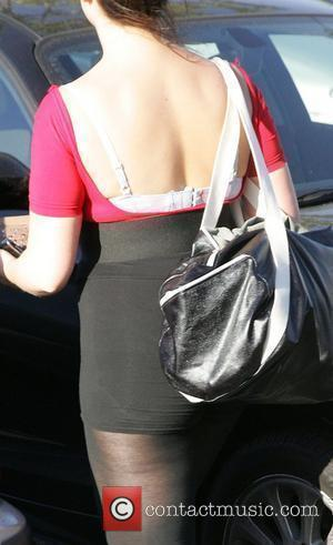 Natalie Cassidy leaving the Gym. London, England - 08.09.09