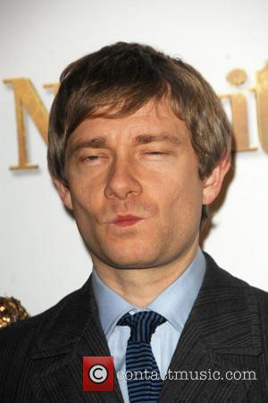 Martin Freeman attends premiere of 'Nativity' at The Barbican London, England - 25.11.09
