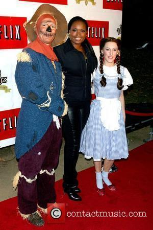 Jennifer Hudson Netflix hosts a free live concert and movie screening of 'The Wizard of Oz' at Central Park's Rumsey...