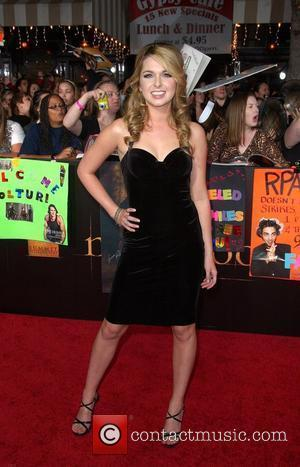 Kirsten Prout Premiere of 'The Twilight Saga: New Moon' at the Mann Village Theatre in Westwood - Arrivals Los Angeles,...