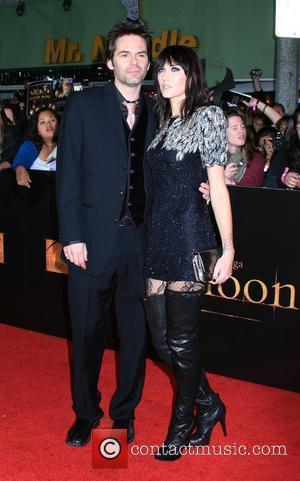 Billy Campbell and guest The Los Angeles Premiere of 'The Twilight Saga: New Moon' held at Mann Village and Bruin...