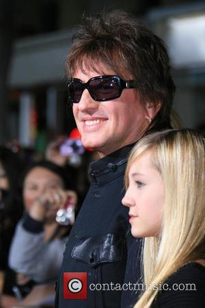 Richie Sambora and Daughter Ava