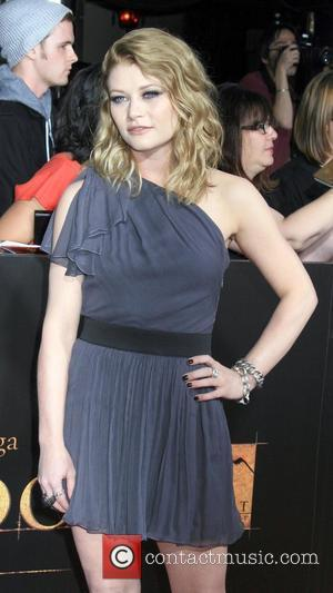 Emilie de Ravin  arrive to the Los Angeles Premiere of The Twilight Saga: New Moon held at Mann Village...