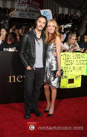 Cat Deeley and Jack Huston The Los Angeles Premiere of The Twilight Saga: New Moon held at Mann Village and...