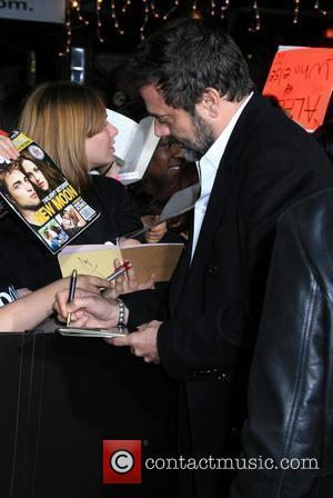 Jeffrey Dean Morgan The Los Angeles Premiere of 'The Twilight Saga: New Moon' held at Mann Village and Bruin Theater...