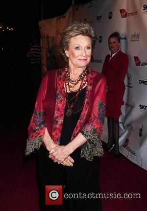 Cloris Leachman New York premiere of 'New York, I Love You at the Ziegfeld Theatre - Arrivals New York City,...