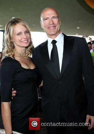 Mark Messier and Palms Hotel