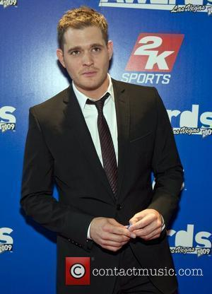 Michael Buble and Palms Hotel
