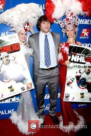 Alexander Ovechkin and Palms Hotel