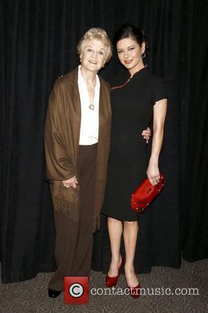 Angela Lansbury and Catherine Zeta-jones
