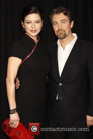 Catherine Zeta Jones and Alexander Hanson