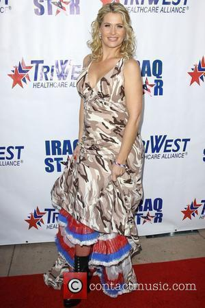 Kristy Swanson 'A Night Of Honor' to benefit the Iraq Star Foundation at the Universal City Hilton Los Angeles, California...