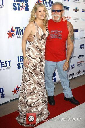 Kristy Swanson & Paul Teutul 'A Night Of Honor' to benefit the Iraq Star Foundation at the Universal City Hilton...