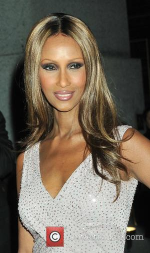 Iman Fashion Group International's 26th annual Night Of Stars at Cipriani Wall Street - Departures New York City, USA -...