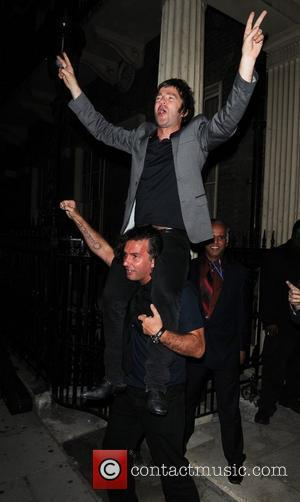Noel Gallagher and U2