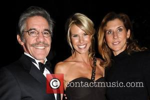 Geraldo Rivera and Beth Ostrosky