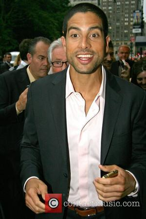 Adam Rodriguez outside his Manhattan hotel New York City, USA - 08.09.09