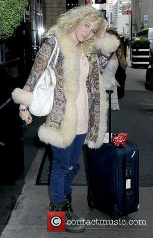 Juno Temple and Manhattan Hotel