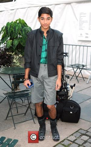 Mark Indelicato Celebrities at Bryant Park during Mercedes-Benz IMG New York Fashion Week Spring/Summer 2010 New York City, USA -...