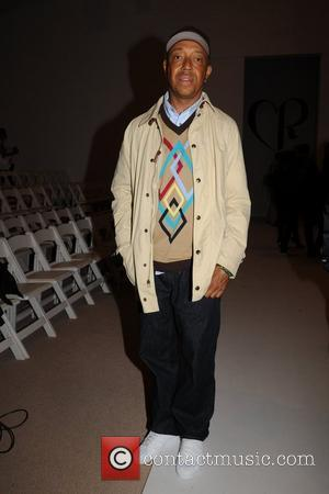 Russell Simmons Mercedes-Benz IMG New York Fashion Week Spring/Summer 2010 Charlotte Ronson - Front Row New York City, USA -...
