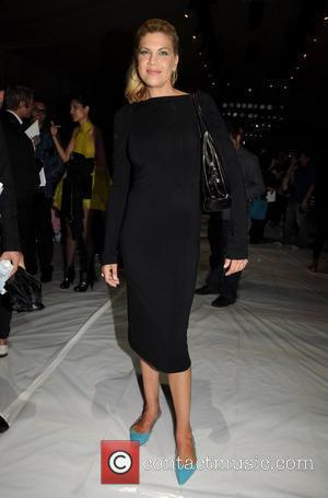 Kristen Johnston Christian Siriano - front row Mercedes-Benz IMG New York Fashion Week Spring/Summer 2010 New York City, USA -...