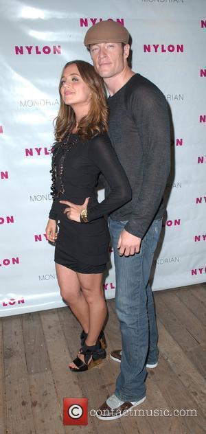 Eliza Dushku, Tahmoh Penikett Nylon magazine celebrates Fall TV & Fashion Issue held at Skybar at Mondrian Hollywood, California -...
