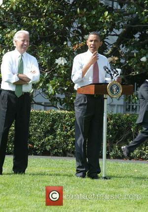 President Barack Obama hosts a bar-b-que event for children from local schools. Washington DC, USA - 19.06.09