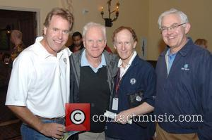 Malcolm Mcdowell, Robby Krieger and Joe Parent