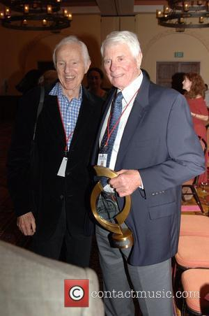 Haskell Wexler and Peter Graves