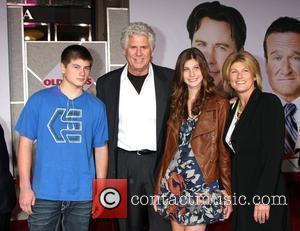Barry Bostwick & Family Walt Disney's World Premiere of 'Old Dogs' held at El Capitan Theatre - arrivals Hollywood, California...