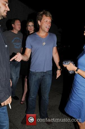 Jon Bon Jovi After party for the screening of My One and Only at the Blue Parrot in  East...