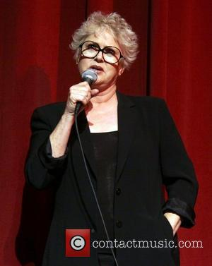 Sharon Gless 'Hannah Free' screening and question and answer session at The 2009 Outfest held at The DGA Theatre Los...