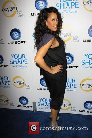 Natalie Nunn Oxygen TV and Ubisoft Celebrate 'Your Shape' held at Hyde Lounge Los Angeles, California - 02.12.09
