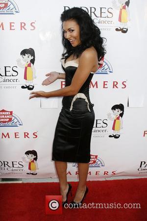Naya Rivera Padres Contra El Cancer's 9th Annual 'Sue–o De Esperanza' Benefit Gala held at The Hollywood Palladium Hollywood, California...