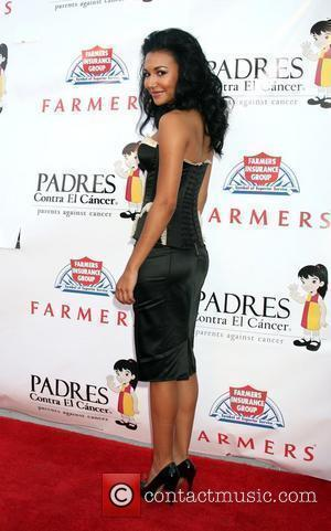 Naya Rivera Padres Contra El Cancer's 9th Annual 'Sue-o De Esperanza' Benefit Gala held at The Hollywood Palladium Hollywood, California...