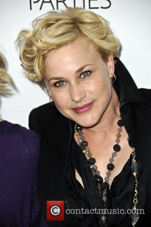 Patricia Arquette and Cbs