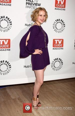 Sofia Vassilieva  PaleyFest CBS Fall TV preview party held at Paley center for media  Los Angeles, California -...