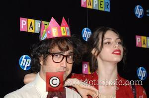 Sean Lennon and Kemp Muhl Paper Magazine's 25th Anniversary Gala at the New York Public Library - arrivals New York...
