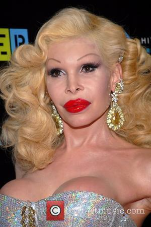 Amanda Lepore Paper Magazine's 25th Anniversary Gala at the New York Public Library - arrivals New York City, USA -...