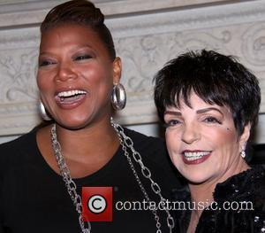 Queen Latifah and Liza Minnelli
