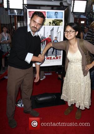 Charlyne Yi and Jake Johnson