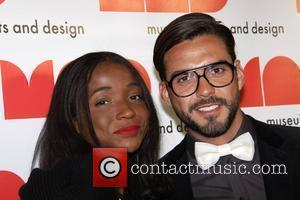 Genevieve Jones and Lorenzo Martone