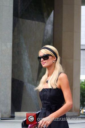 Paris Hilton and Removed Photos