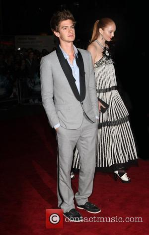 Andrew Garfield and Lily Cole