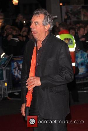 Terry Jones  UK film premiere of 'The Imaginarium of Doctor Parnassus' held at the Empire Leicester Square. London, England...