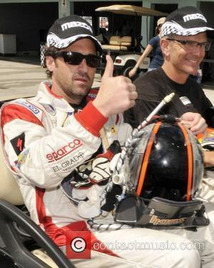 Patrick Dempsey at the 2009 Grand-Am Rolex Sports Car Series at Homestead-Miami Speedway Homestead, Florida - 10.10.09